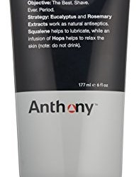Anthony Shave Cream, 6 fl. oz.