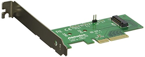 Addonics Addonics M2 Storage Controller - Plug-In Card Components Other ADM2PX4