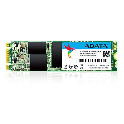 ADATA SU800 M.2 2280 128GB Ultimate 3D NAND Solid State Drive