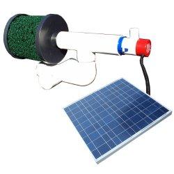 Natural Current Savior Bottom Feeder Pond Solar Pump and Filter System, 60-watt