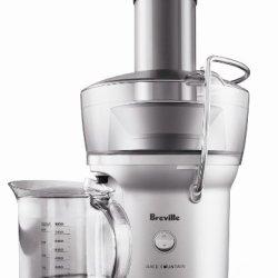 Breville Compact Juice Fountain 700-Watt Juice Extractor