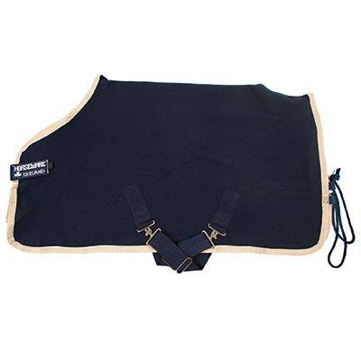 Horseware Amigo Mio Fleece Cooler 78 Navy/Tan