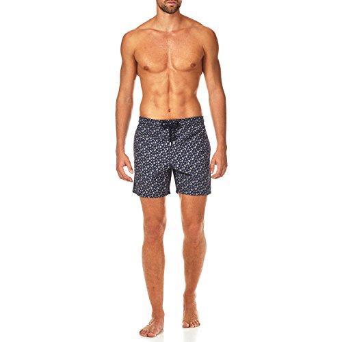 Vilebrequin Micro Ronde des Tortues Swim Shorts - Men - Navy - M