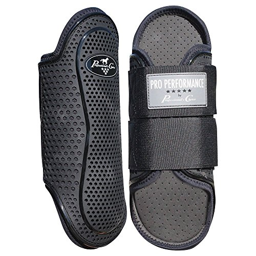 Professional`S Choice Pro Performance Hybrid Splint Boots L Charcoal