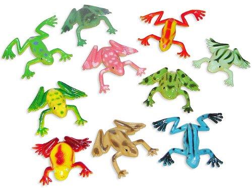 Fun Express - Mini Vinyl Frogs