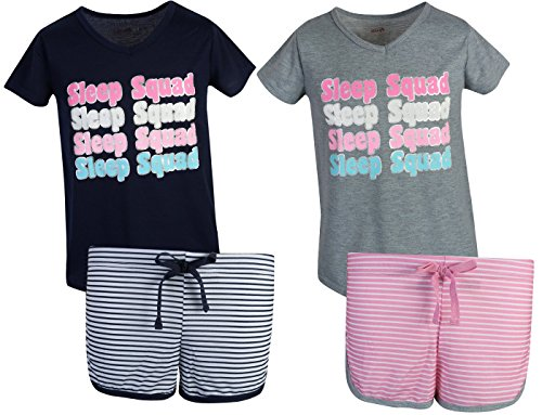 dELiA*s 2-Pack Girls Pajama Sleepwear Short Set