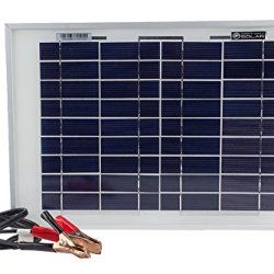 Solar Panel Charger Replacement for Mule FM123