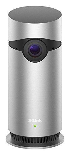 D-Link Omna 180 Cam HD, 1080P Indoor Home Security Camera, Works with Apple HomeKit (DSH-C310/AN)