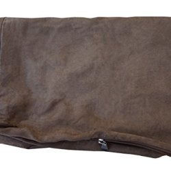 Dogbed4less External Pet Bed Cover with Zipper Liner for Extra Large Dog