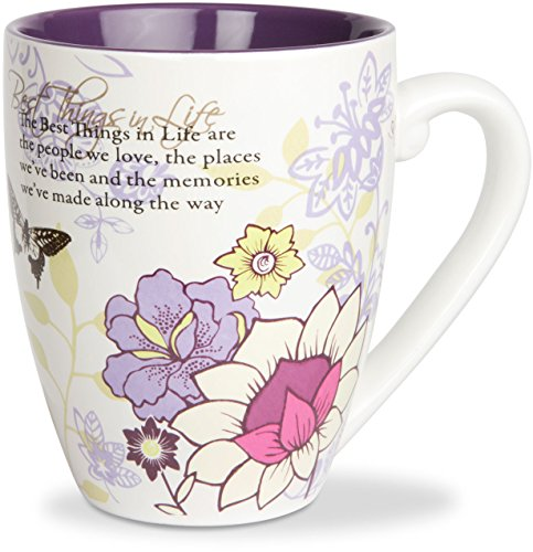 Pavilion Mark My Words The Best Things in Life Mug
