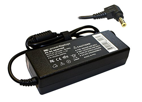 Panasonic CF-AA1653A, Panasonic CF-AA6503A M1, Panasonic CF-AA6503A M2, Panasonic CF-AA6503AE, Panasonic ToughBook CF-30 Compatible Laptop Power AC Adapter Charger