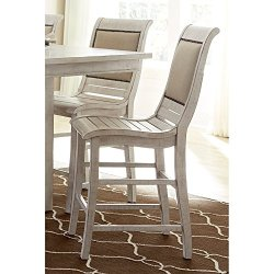 Progressive Furniture Willow Dining Counter Upholstered Chairs