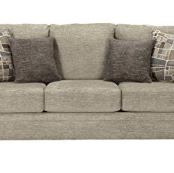 Benchcraft Barrish Traditional Upholstered Sofa - Sisal