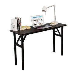 Need Computer Desk 47L15.7W Foldable Computer Table with BIFMA Certification Writing Desk Folding Table Office Desk