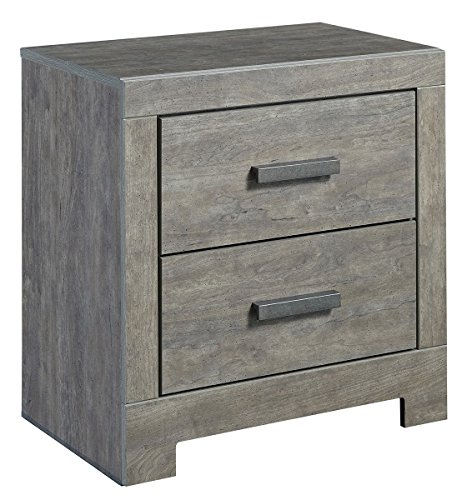 Signature Design by Ashley Culver Bach Nightstand, Gray