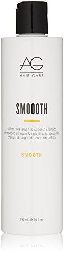 AG Hair Smoooth Sulfate-Free Argan & Coconut Shampoo 10 fl. oz.