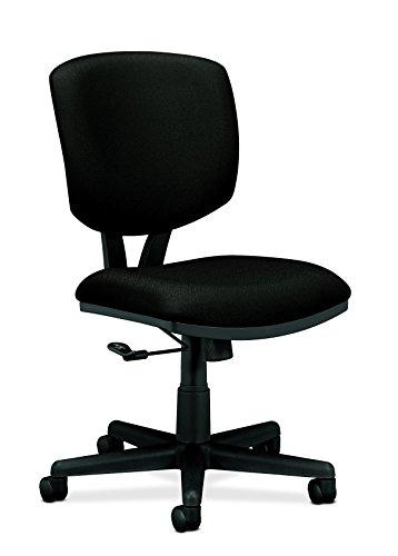 HON Volt Task Chair - Computer Chair for Office Desk, Black
