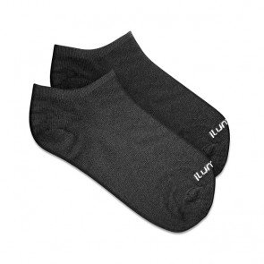 Iluminage Skin Rejuvenating Socks Medium/Large, Patented Copper Technology for Repair and Replenishment, Copper-Infused Socks for Daily Wear