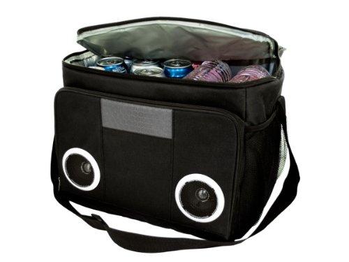 MP3 Speaker Cooler Bag - 4 pack