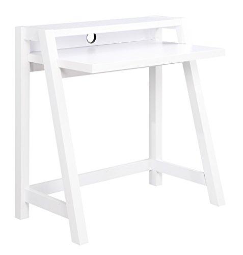 Convenience Concepts Newport Lilly Desk, White