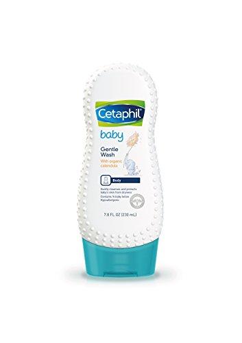 Cetaphil Baby Gentle Wash with Organic Calendula, 7.8 Ounce