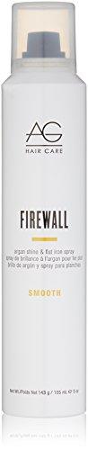 AG Hair Smooth Firewall Argan Shine & Flat Iron Spray 5 fl. oz.