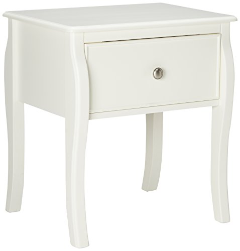 Coaster Home Furnishings Traditional Nightstand, White