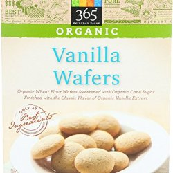 365 Everyday Value, Organic Vanilla Wafers, 9 Ounce