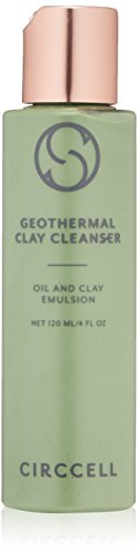 CIRCCELL Geothermal Clay Cleanser, 4 Fl Oz