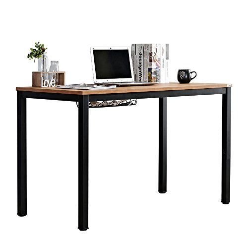 """Need 47"""" Computer Desk with Cable Organizer, Sturdy Office Meeting/Training Desk with BIFMA Certification"""