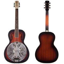 Gretsch Bobtail Round-Neck Acoustic-Electric Resonator Guitar - 2 Color Sunburst