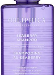 Obliphica Seaberry Shampoo, Medium to Coarse, 10 fl. oz.