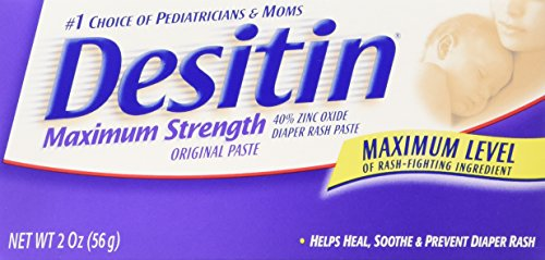 Desitin Diaper Rash Cream - 2 oz - (pack of 2)