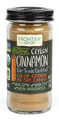 Frontier CO-OP Ceylon Cinnamon, 1.76 oz