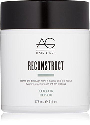 AG Hair Keratin Repair Reconstruct Intense Anti-Breakage Mask 6 fl. oz.