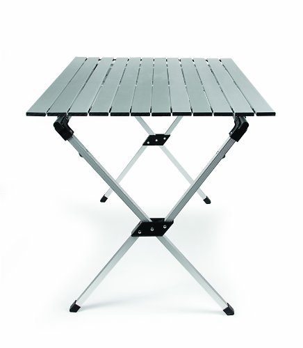 Camco Aluminum Roll-Up Table with Carrying Bag