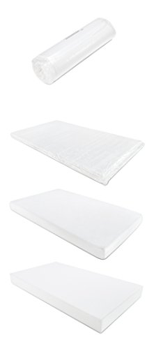 Graco Premium Foam Crib And Toddler Bed Mattress ...