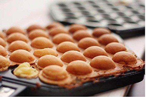 Zoie + Chloe Egg Waffle Pan Egg Bubble Waffle Maker