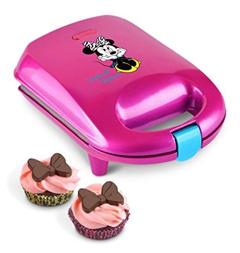 Disney DMG-7 Minnie Mouse Cupcake Maker, Mini, Pink