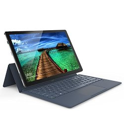 ALLDOCUBE KNote 2-in-1 Laptop, 11.6 inch Tablet with Keyboard, 1920x1080 Black Diamond Screen, Intel Apollo Lake N3450 2.2GHz, 4GB RAM, 64GB EMMC, Windows 10 (You Must Add a Charger in Promo)