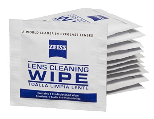 200 Zeiss Lens Cleaning Wipes