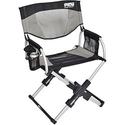 GCI Outdoor Pico Compact Folding Camp Chair with Carry Bag, Sage