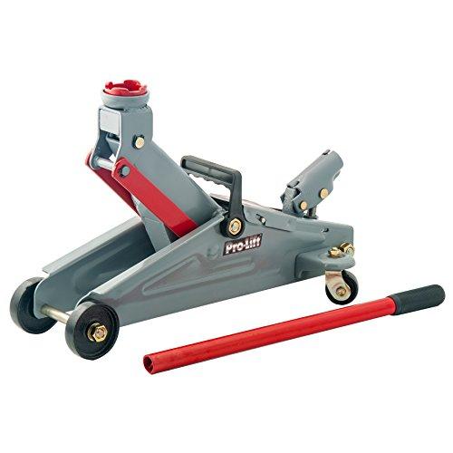 Pro-Lift Grey Hydraulic Floor Jack - 2 Ton Capacity