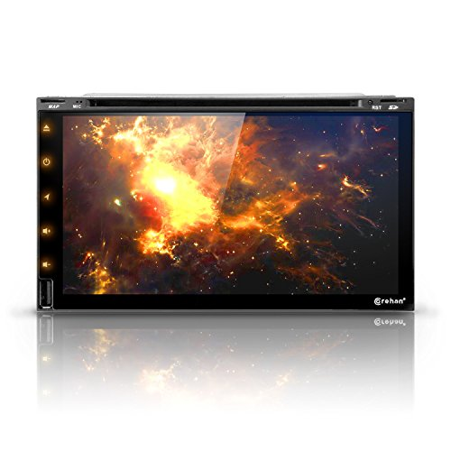 Android 7 Car Stereo CD DVD Player - Corehan