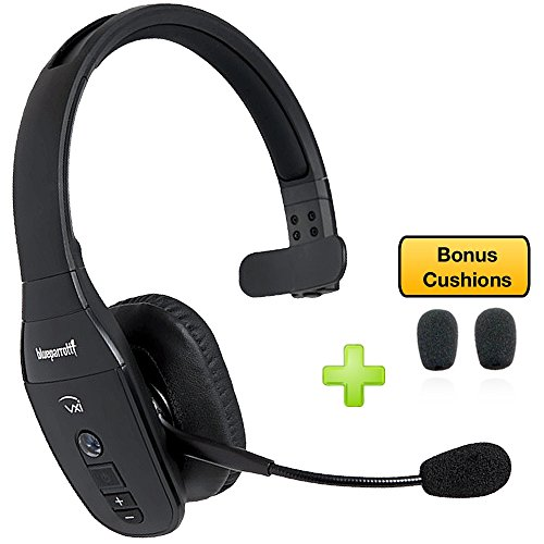 Bluetooth Headset Cushion Bonus Pack | Car Charger and extra cushions