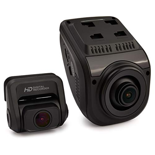 Rexing V1P 3rd Generation Dual 1080p Full HD Front