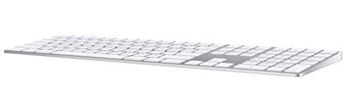 Apple Magic Wireless Keyboard with Numeric Keypad - US English