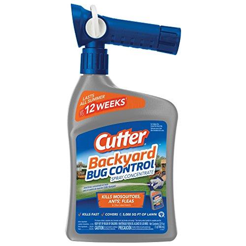 Cutter Backyard Bug Control Spray Concentrate(32 fl oz)
