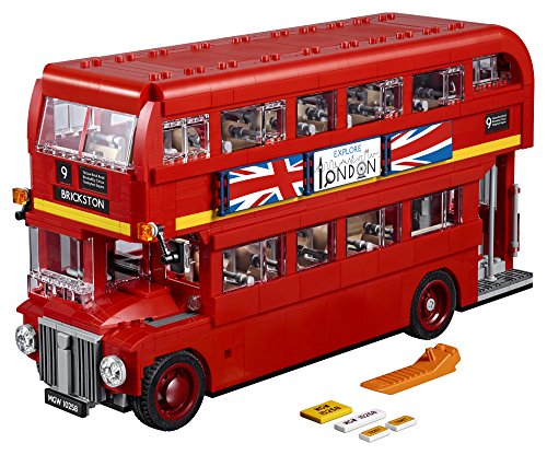 LEGO Creator Expert London Bus Building Kit (1686 Piece)