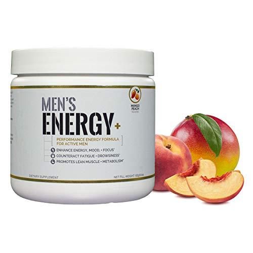 Performance Energizing Pre Workout Formula for Active Men